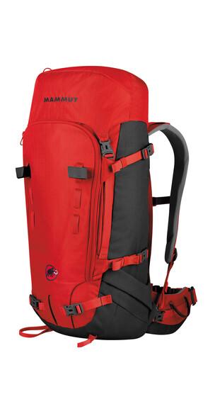 Mammut Trion Pro  Rygsæk 50+7l rød/sort